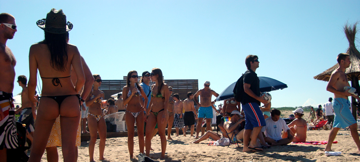 Biini Beach, Punta del Este